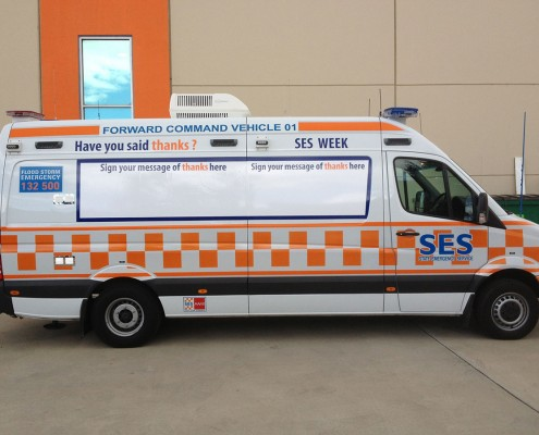 Vehicle signs for melbourne businesses