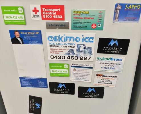 fridge magnets melbourne
