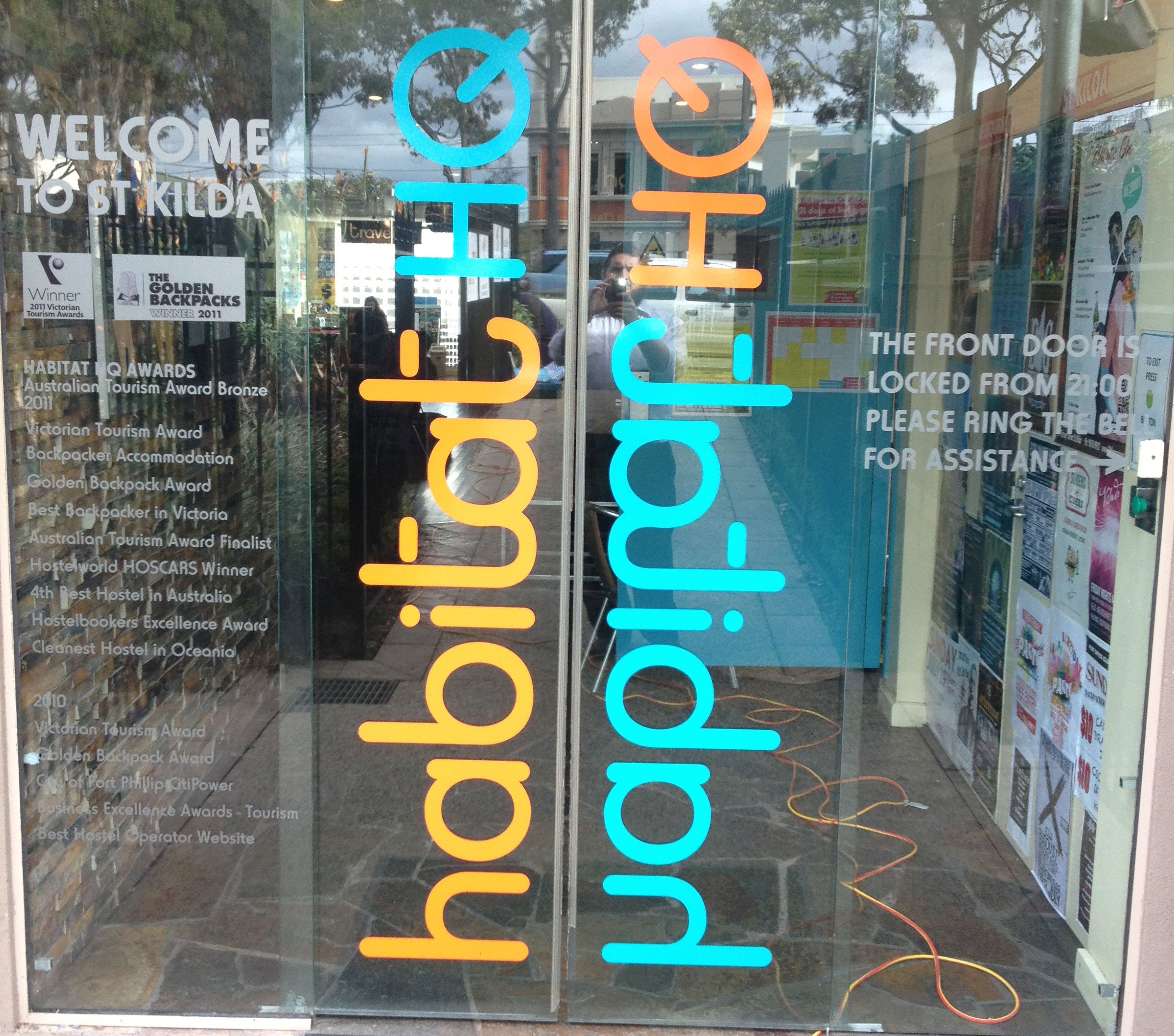 high quality vinyl printing lettering signs for melbourne